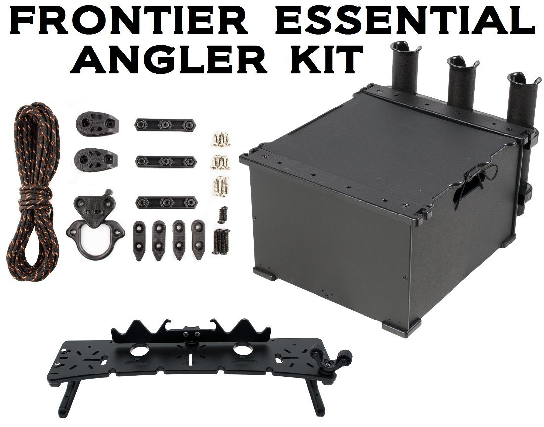 NuCanoe Frontier Essential Angler Package 2010