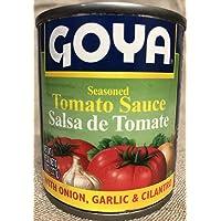 Goya Tomato Sauce 8.0 OZ(Pack of 6)