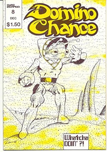 Domino Chance #8 (May 1984)