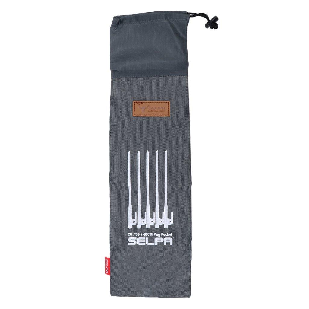 Camping Tools Bag Sharplace Allzweck Aufbewahrungsbeutel Camping Zelt Heringe Zeltheringe Tasche