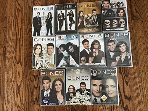 Bones Season 1-11 Bundle