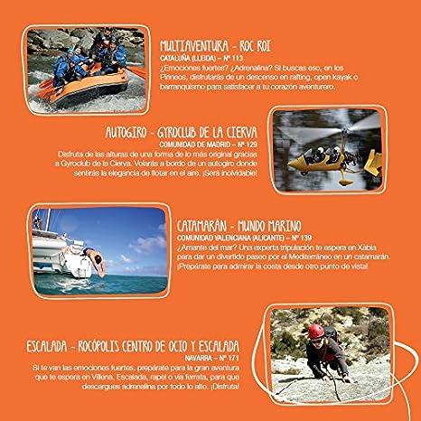 Caja Regalo Smartbox Pura Adrenalina: Amazon.es: Deportes y ...
