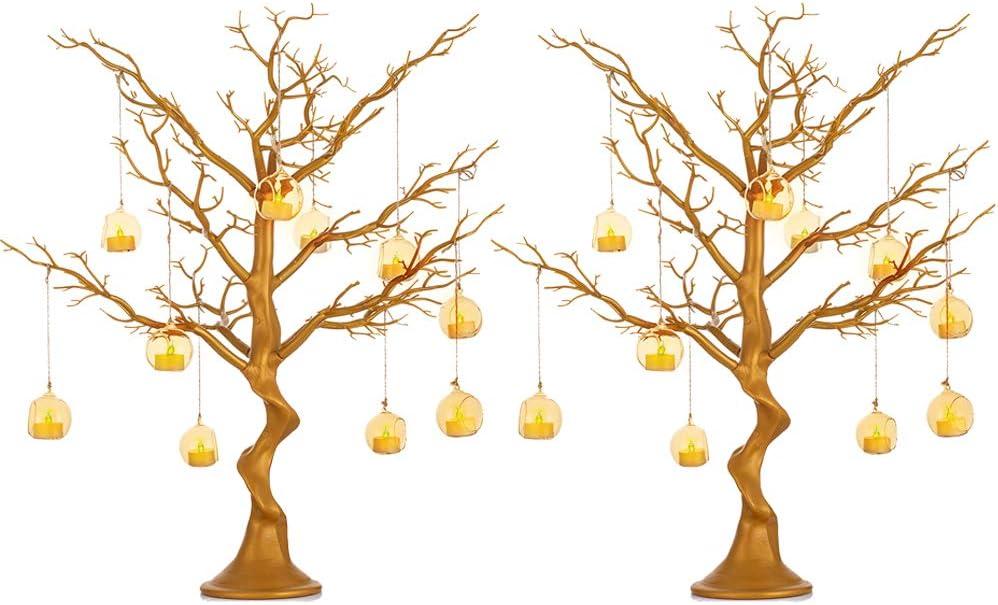 NUPTIO Tree Branch Centerpieces for Sales results No. 1 Weddings 76cm Max 87% OFF Manza Tall 30