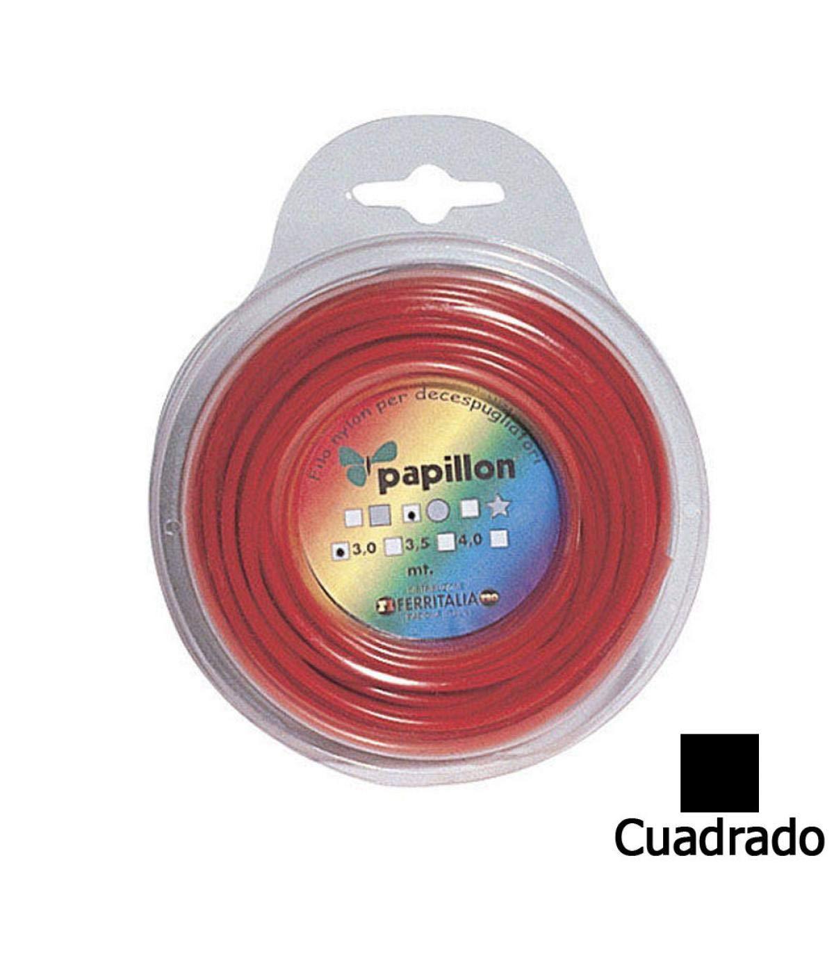 Papillon 8061820 Hilo Nylon Profesional Cuadrado: Amazon.es ...