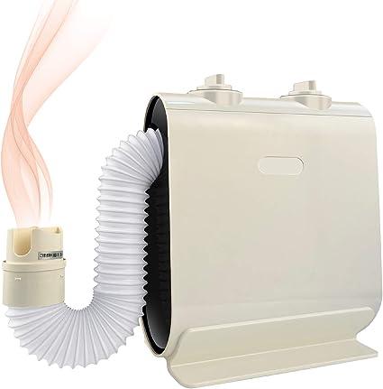Amazon | ふとん乾燥機 梅雨 花粉対策 [マット式布団乾燥機 850W ] 温風機能付 衣類 くつ乾燥 1年保証 | Liwehor | 布団乾燥機