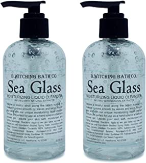 product image for B. Witching Bath Co. Sea Glass Moisturizing Liquid Cleanser - 8 oz. - 2 Pack!