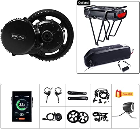 BAFANG 48V 750W Motor with Electric Bike Conversion Kit