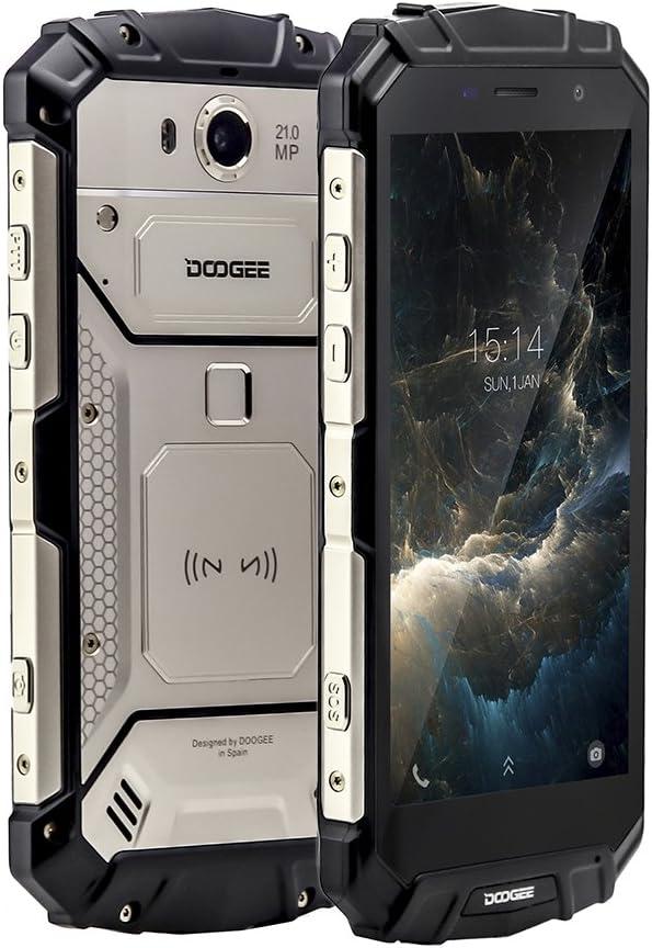 DOOGEE Smartphone, auténtica IP68 Teléfono DOOGEE S60, Carga ...