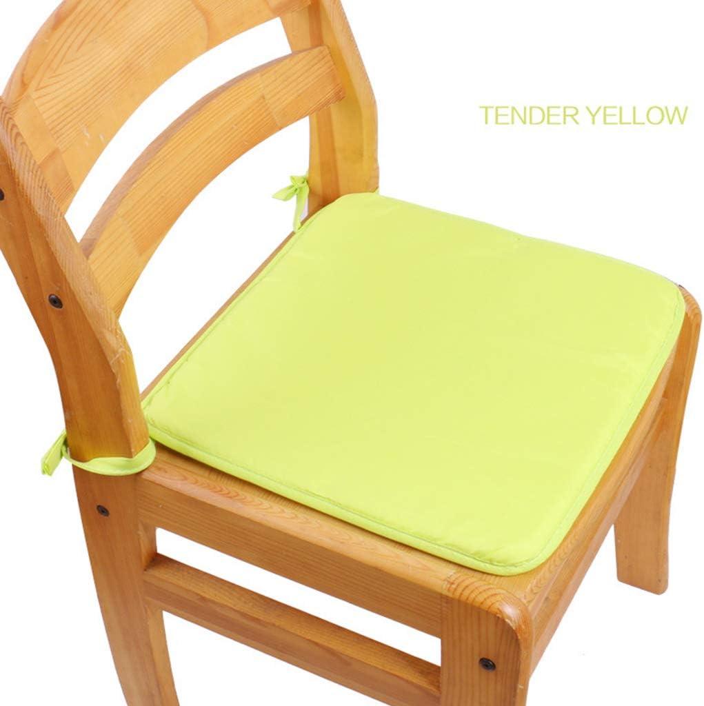 Gwxevce Almohada con Lazos Cojines Cuadrados para sillones Silla de jardín para Exterior: Amazon.es: Hogar