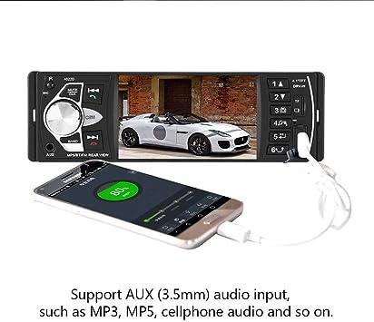 Bluetooth Autoradio Parkomm 4 1 Zoll Auto Radio Mp5 Elektronik