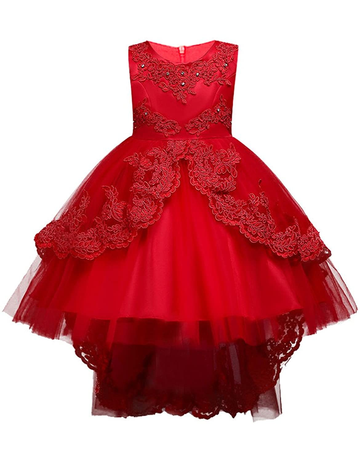 3a08c3fcf 3-13 Years Flower Girls Pageant Wedding Dresses