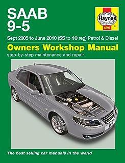 saab 9 5 repair manual haynes manual service manual workshop manual rh amazon co uk Saab 9-7X Saab 99