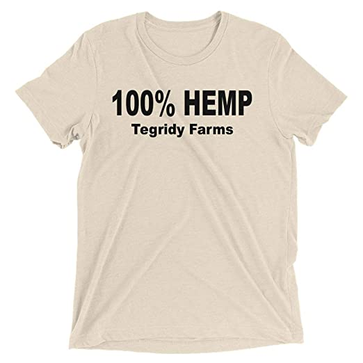 821c65ff Amazon.com: 100% Hemp Tegridy Farms Womens Premium T-Shirt: That Merch  Store: Clothing