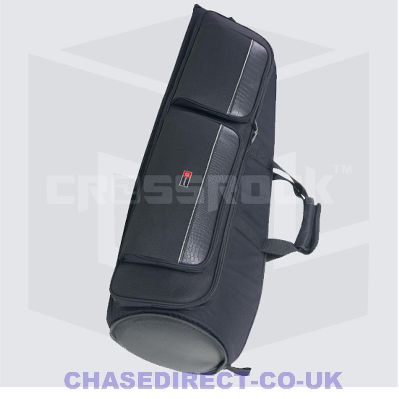 Crossrock By Chase CRSB200TB Trombone Padded Gig Bag