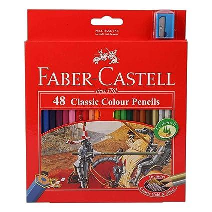 Amazoncom Faber Castell Premium Color Pencils 48 Colour Office - Premium-color-pencils