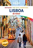 capa de Lonely Planet Lisboa