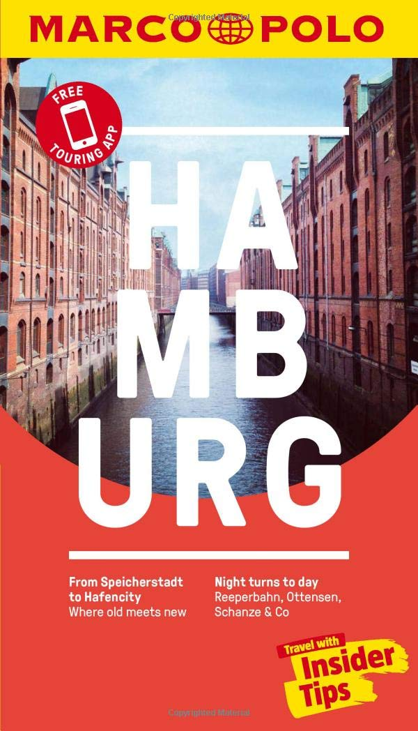 MARCO POLO Reiseführer Hamburg  The Compact Travel Guide With Insider Tips