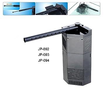 Jp -092 Acuario Interior filtro de SUNSUN 250 L/h Filtro Sistema de filtro