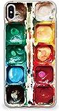 Watercolor Pallet iPhone Case