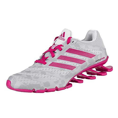 best sneakers 52886 45acf Adidas - Springblade Ignite W - D69804 - Color  Grey-Pink-Silver -