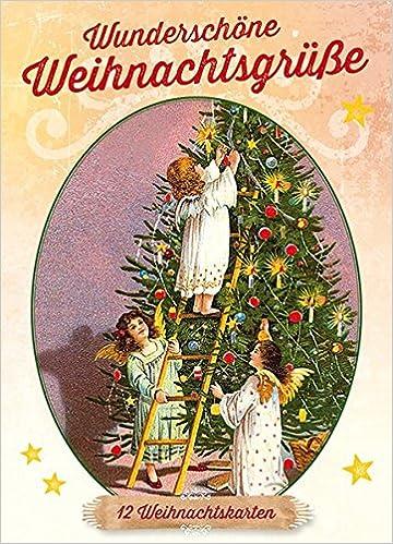 Weihnachtskarten Für Fotos.Wunderschöne Weihnachtsgrüße 12 Nostalgische Weihnachtskarten