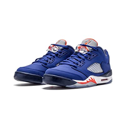 1043acad9aea Nike Air Jordan 5 Retro Low GS Kids Basketball Shoes