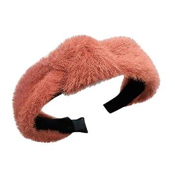 Crylee - Bonita cinta de pelo de terciopelo, ideal como regalo ...