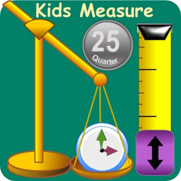 amazon com kids measurement science length weight time and