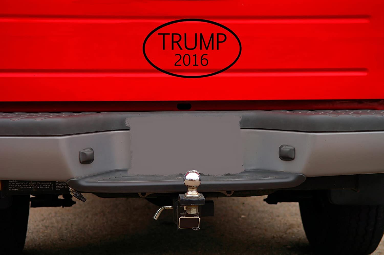 Donald Trump for President Bumper Stickers - Variety 10 Pack - Make America  Great Again -