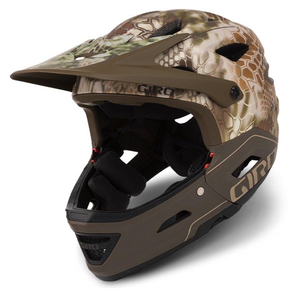 Matte Kryptek Small Giro Switchblade MIPS MTB Helmet