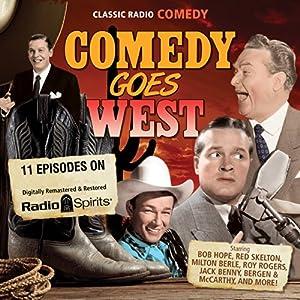 Comedy Goes West Radio/TV Program