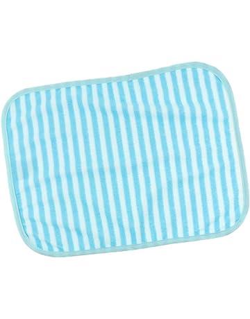 B Baosity Protectora de Colchón Accesorios Proteger Sábana Inferior Colchon Facil de Usar - Azul S