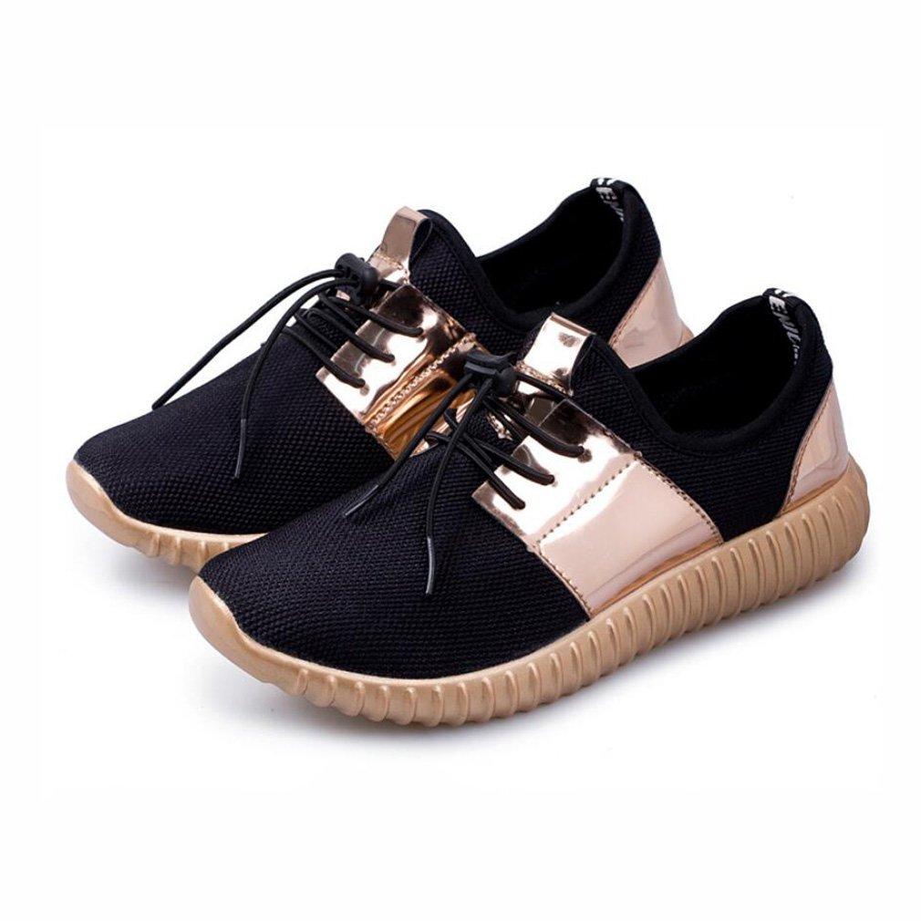 YaXuan Herren Turnschuhe, Mesh Breathable Freizeitschuhe, Outdoor Laufschuhe, Mode Koreanische Damenschuhe, Paare Schuhe (Farbe : Ein, Größe : 41)