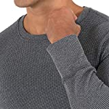 Fruit of the Loom Men's Recycled Waffle Thermal