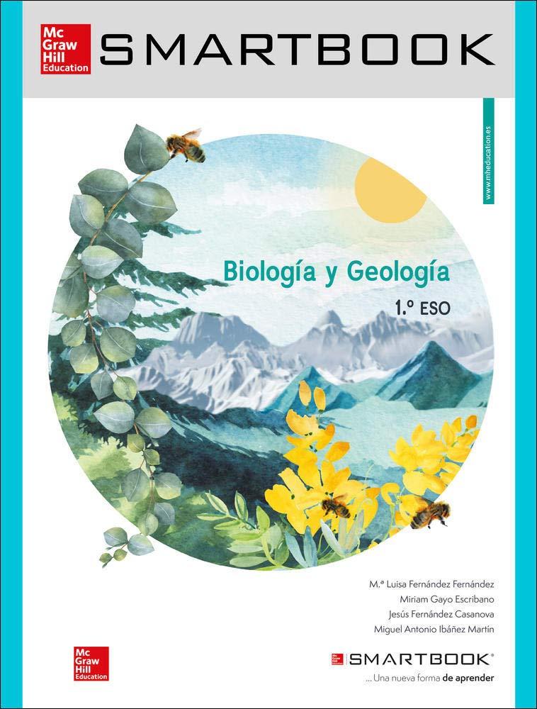 Biologia y geologia 1 ESO. Connect 2: Amazon.es: FERNANDEZ, L; G ...