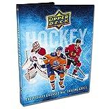 2016-17 Upper Deck Series 1 Starter Kit NHL hockey cards with Binder
