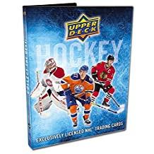 2016-17 Upper Deck Series 1 Starter Kit NHL hockey cards with Binder