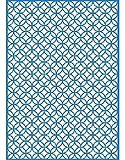 Craftwell USA Teresa Collins Embossing Folder, Decor Circles