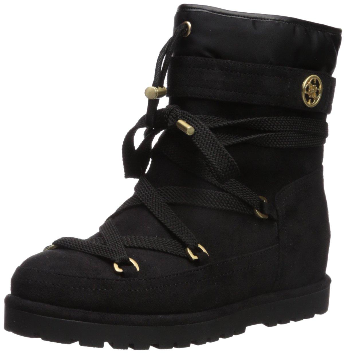 GUESS Women's Felicya Mid Calf Boot B0744QDT7H 8 B(M) US|Black