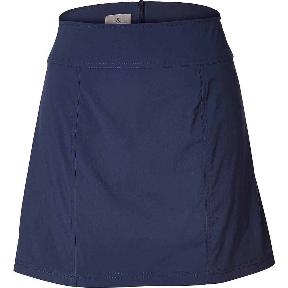 Royal Robbins Women's Discovery Iii Skort, Deep Blue, Size 6 by Royal Robbins
