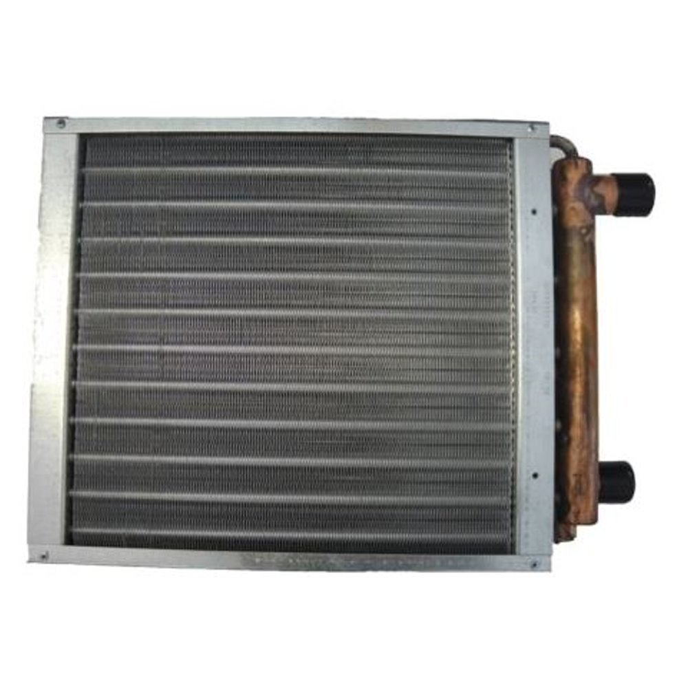 HVAC 19x20 Water to Air Heat Exchanger - 175K BTU Made in USA