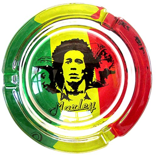 Bob-Marley-and-the-Wailers-Weed-Round-Glass-Ashtray