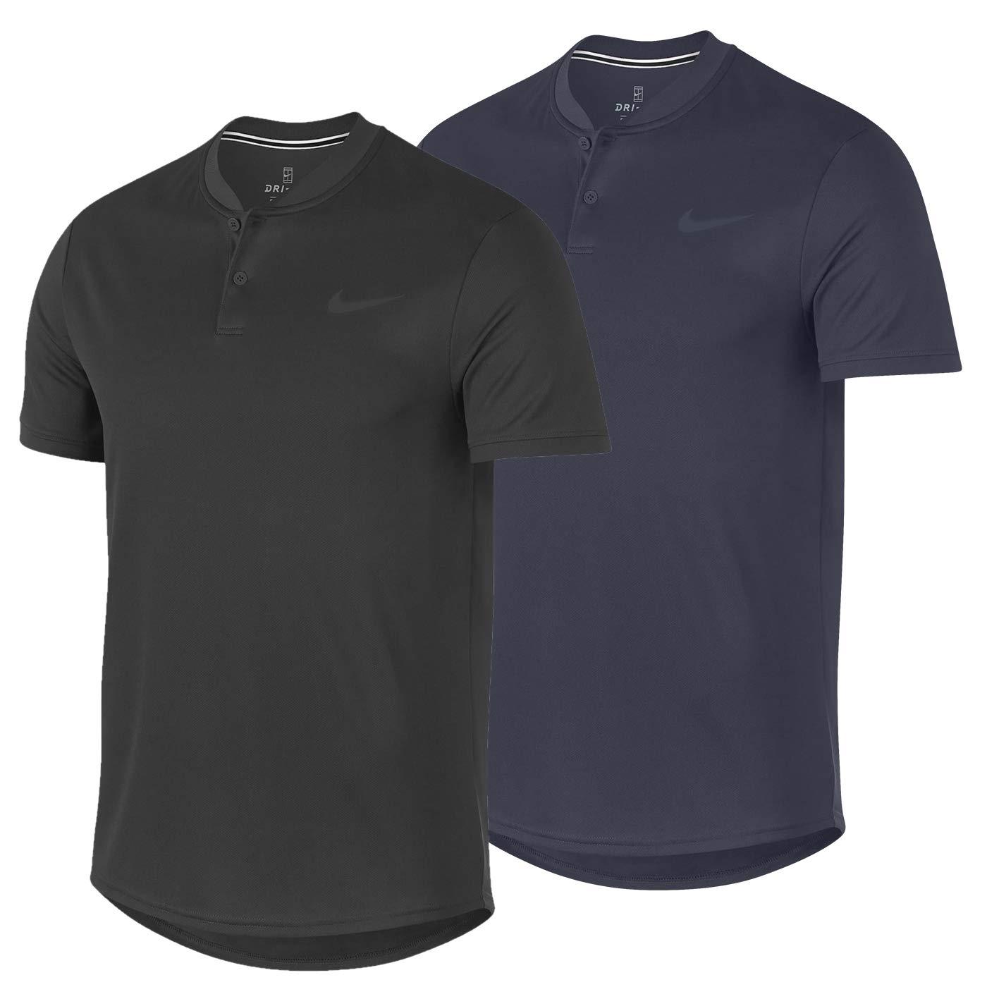 Nike M Nkct Dry Blade Polo Shirt de Tenis Hombre