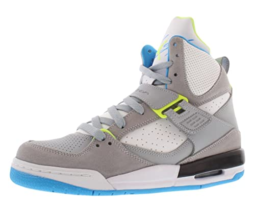 new concept 8bd76 67d36 Nike Jordan Flight 45 High (Gs) Big Kids Style  524865-016 Size  5  Buy  Online at Low Prices in India - Amazon.in