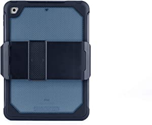 Griffin Survivor Extreme iPad 9.7 (2017) Case with Stand - Impact-Resistant, Blue