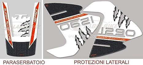 Protection Du R/éservoir Adh/ésif en Gel 3D Moto Compatible KTM 1290 Super Adventure