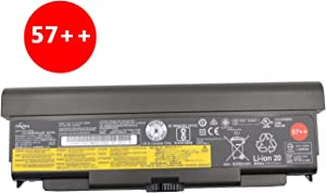 Dentsing 0C52864 (10.8V 100Wh/9210mAh 9-Cells) Laptop Battery Compatible with Lenovo ThinkPad T440p T540p W540 W541 L440 L560 L540 Series Notebook 57++ 45N1152 45N1153 45N1144 45N1148 45N1150