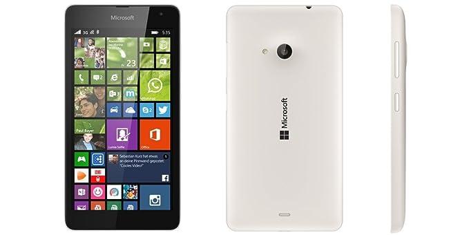Microsoft Lumia 535 - Sim Free Telcel Smartphone (screen 5