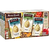Nera East Rise/Couscous Variety Pack, 9 Pack(6 Oz Each), 54 Oz