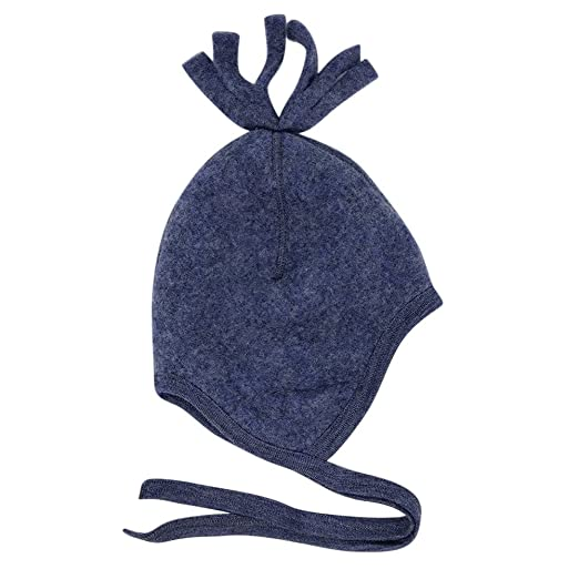 80660bad15d Amazon.com  Toddler Baby Winter Hat With Ties